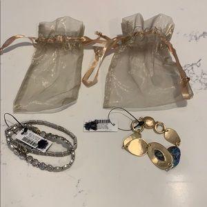 NWT Chico's Bracelets, Set of 2
